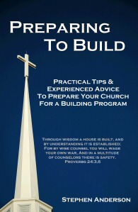 book cover for Preparing to Build